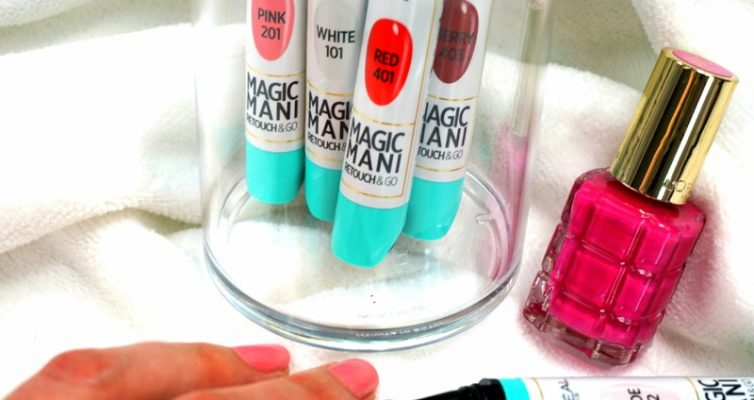 L´OREAL Magic Mani - Retouch & Go - Highendlove