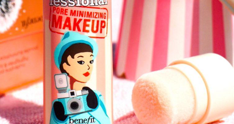 BENEFIT The POREfessional Pore Minimizing Makeup - Highendlove