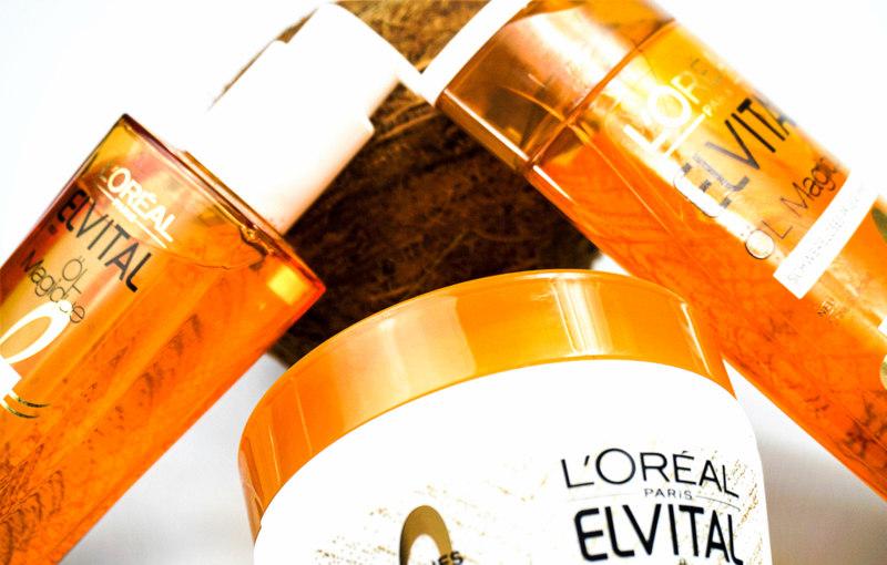 L´OREAL Öl Magique Coco Maske & Shampoo & Hair Beauty Oil - Highendlove