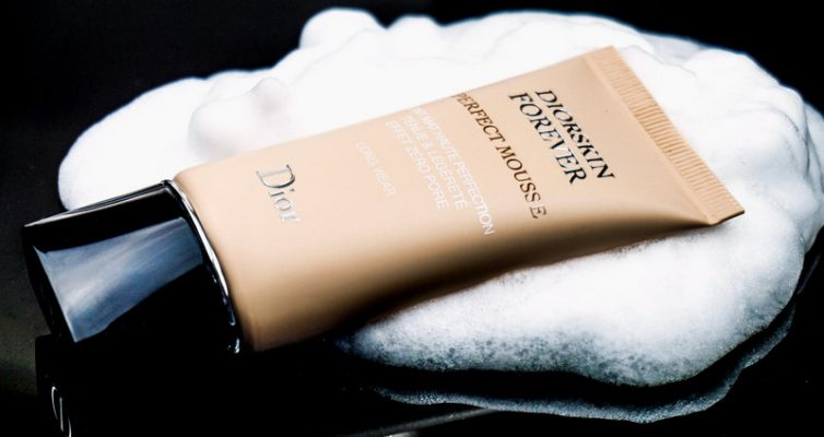DIORSKIN Forever Perfect Mousse Long Wear Foundation - Highendlove