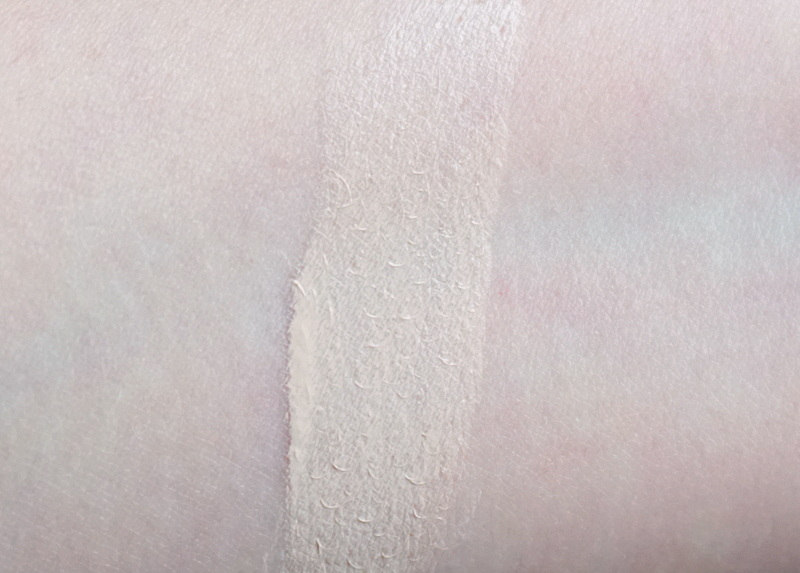 ESTEE LAUDER Double Wear Nude Water Fresh Makeup Swatch Shell - Highendlove