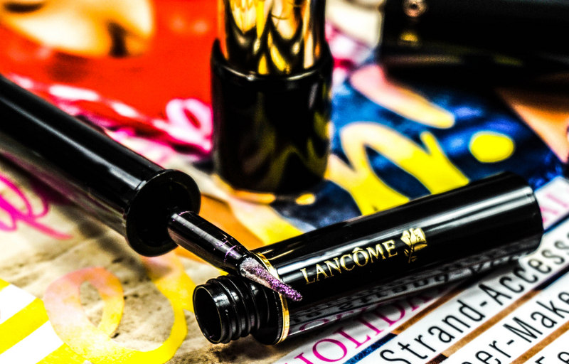 LANCOME Artliner & L´absolu Rouge Le Bisou Special Edition - Highendlove