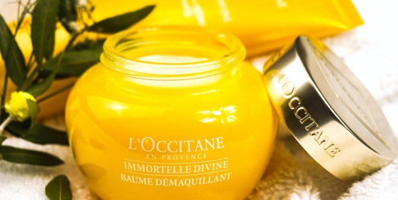 L´OCCITANE Immortelle Divine Baume & Mousse Reinigung - Highendlove