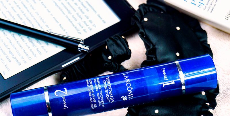 LANCOME Visionnaire Crescendo Peeling - Highendlove