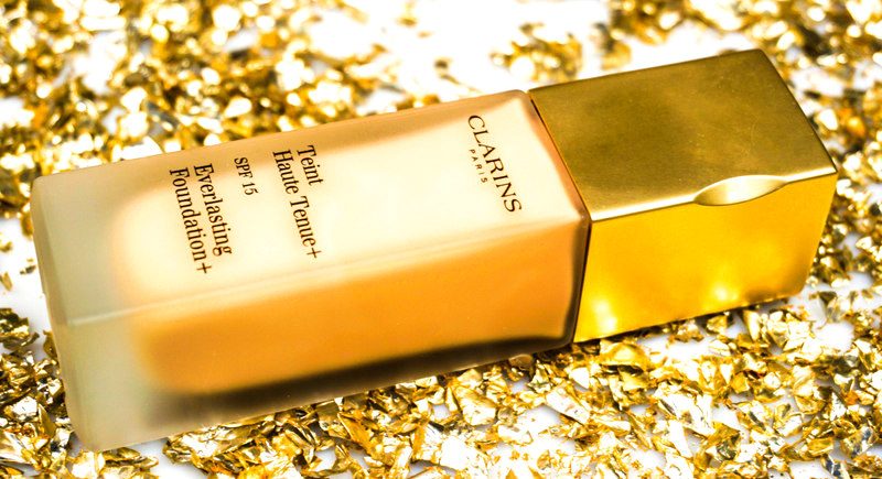 Clarins Teint Haute Tenue+ Foundation - Highendlove