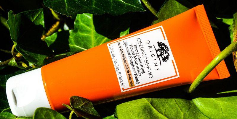 ORIGINS Ginzing Energy Boosting Tinted Moisturizer SPF 40 - Highendlove