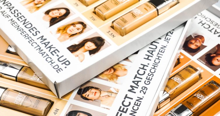 L´OREAL Perfect Match Foundation - Highendlove