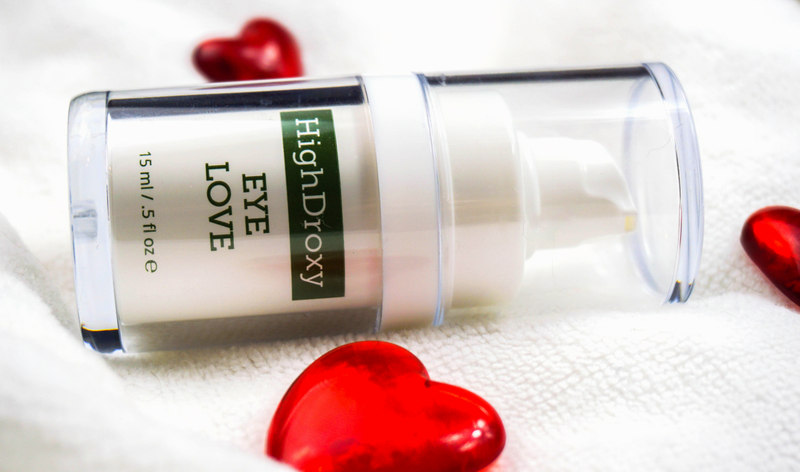 HIGHDROXY Eye Love Augencreme - Highendlove