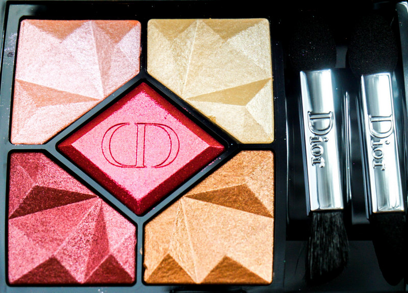DIOR Precious Rocks Christmas Look 2017 - Highendlove