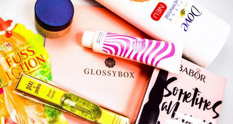 GEWINNSPIEL Glossybox - Highendlove