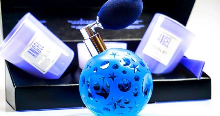 MUGLER Angel Étoile des Rêves & Miniatur Parfumkerzen - Highendlove