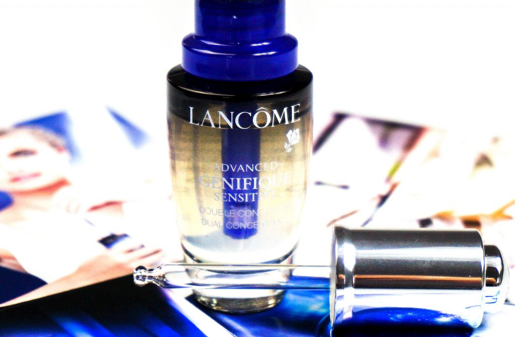 LANCOME Advanced Genifique Sensitive Double Concentrate - Highendlove