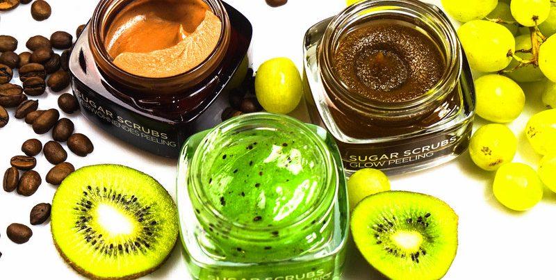 L´OREAL Scrubs - Verwöhnendes / Klärendes & Glow Peeling - Highendlove