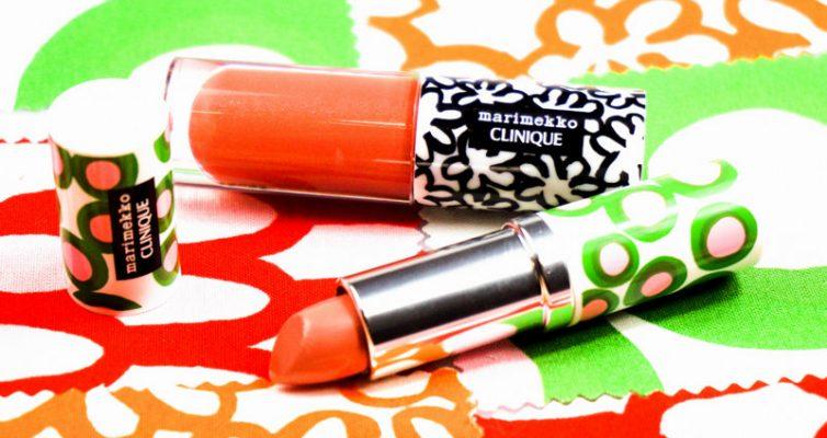 CLINIQUE Marimekko Pop Splash Lip Gloss & Colour