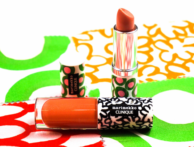 CLINIQUE Marimekko Pop Splash Lip Gloss & Colour