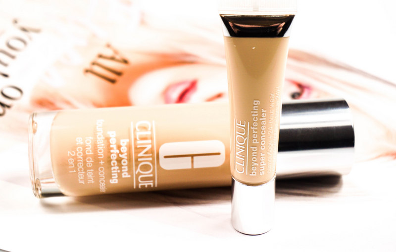 CLINIQUE Beyond Perfecting Concealer Camouflage - Highendlove