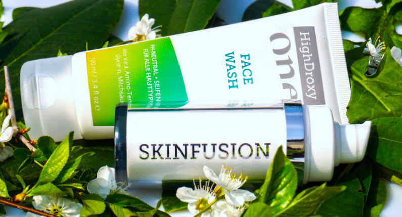 HIGHDROXY Skinfusion Anti-Aging Serum & One Face Wash - Highendlove