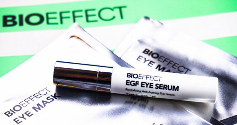 BIOEFFEKT EGF Eye Mask Treatment Set - Highendlove