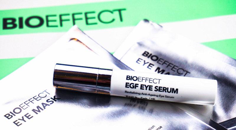 BIOEFFEKT EGF Eye Mask Treatment Set - Highendlove