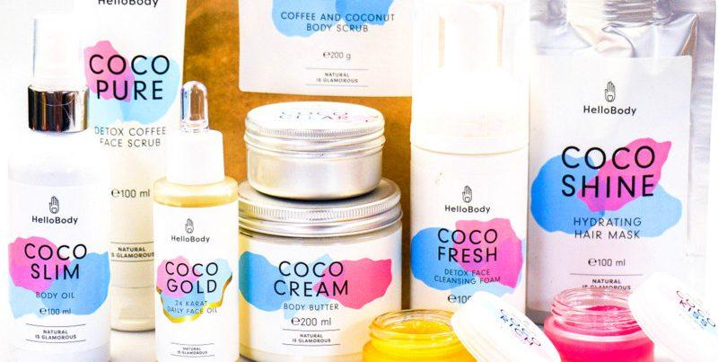 HELLO BODY Coco Kollektion - Highendlove