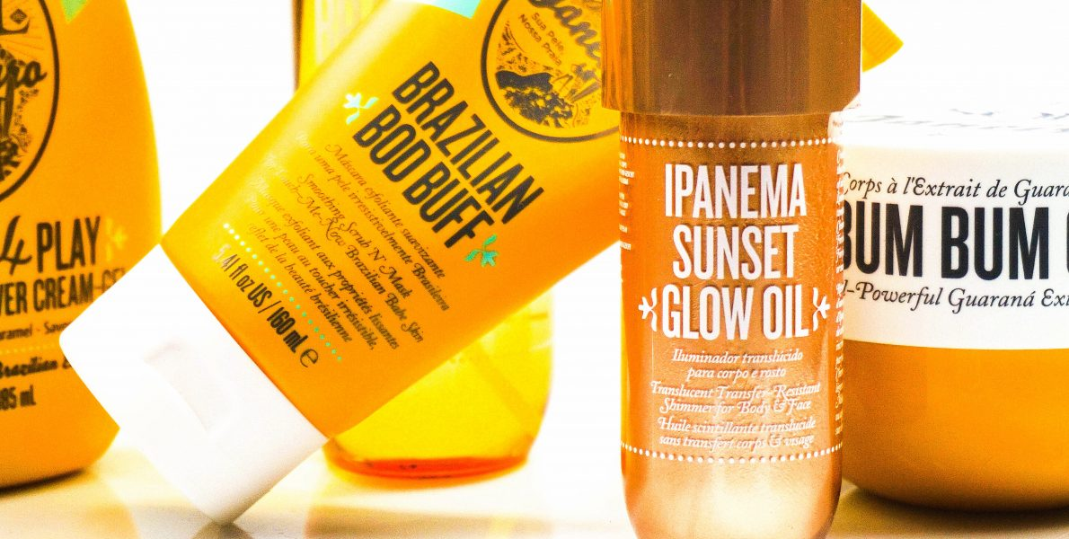 SOL DE JANEIRO Ipanema Sunset Glow Oil & Brazilian Bod Buff - Highendlove