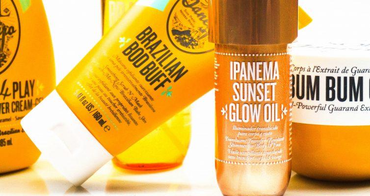 SOL DE JANEIRO Ipanema Sunset Glow Oil & Brazilian Bod Buff - Highendlove