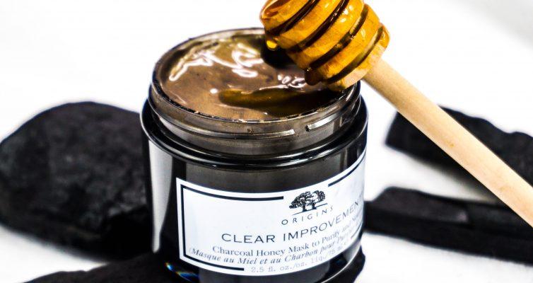 ORIGINS Clear Improvement Charcoal Honey Mask to Purify & Nourish - Highendlove
