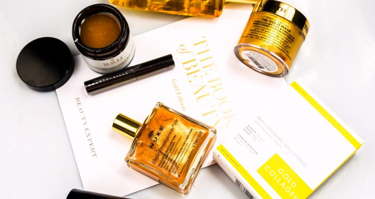 LOOKFANTASTIC Beauty Expert Collection Gold Edition - Highendlove