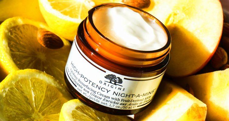 ORIGINS High-Potency Night-A-Mins Oil-Free Resurfacing Cream
