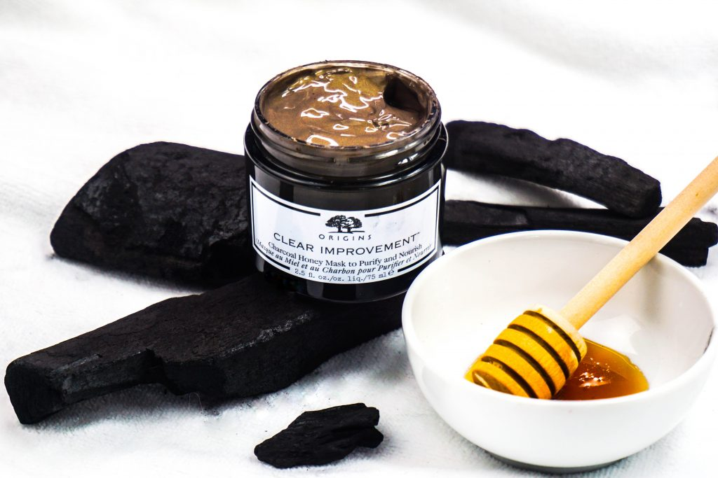 ORIGINS Clear Improvement Charcoal Honey Mask to Purify & Nourish - Highendlove