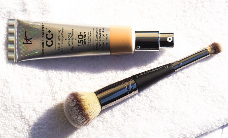 IT COSMETICS Your Skin But Better LSF 50+CC Cream & Bye Bye Under Eye Concealer - Highendlove