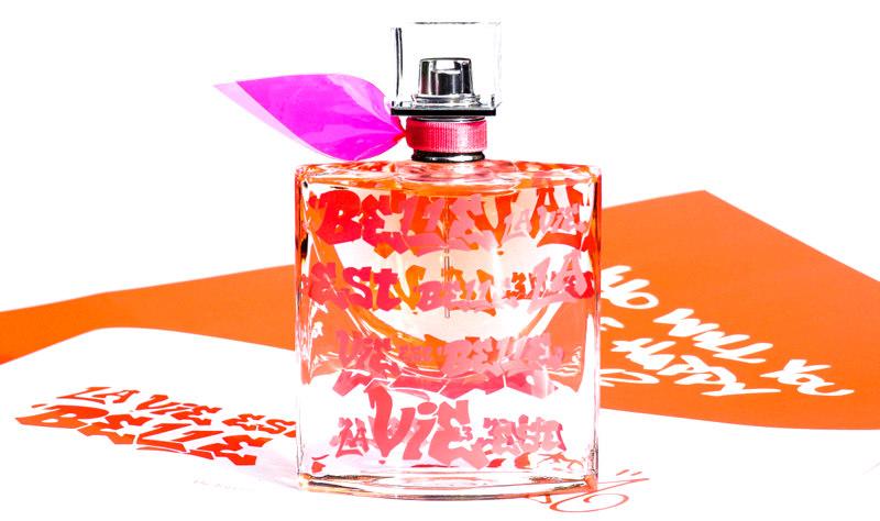 LANCOME La vie est belle Happiness Edition Eau de Parfum - Highendlove