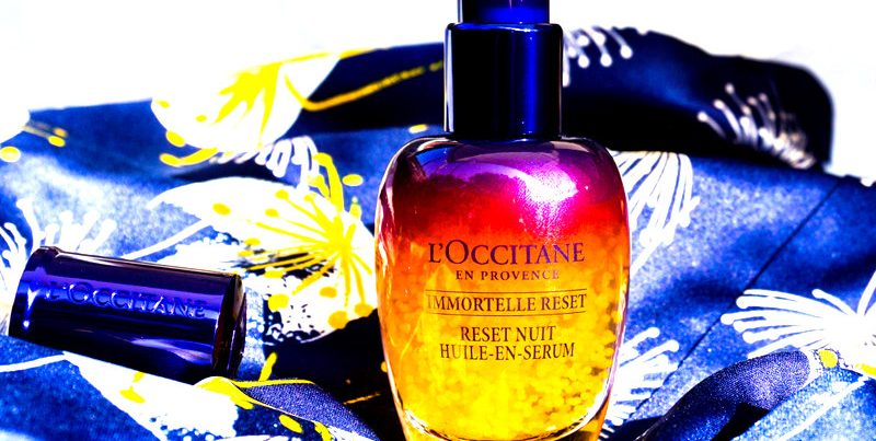 L´OCCITANE Immortelle Overnight Reset Öl-in-Serum - Highendlove