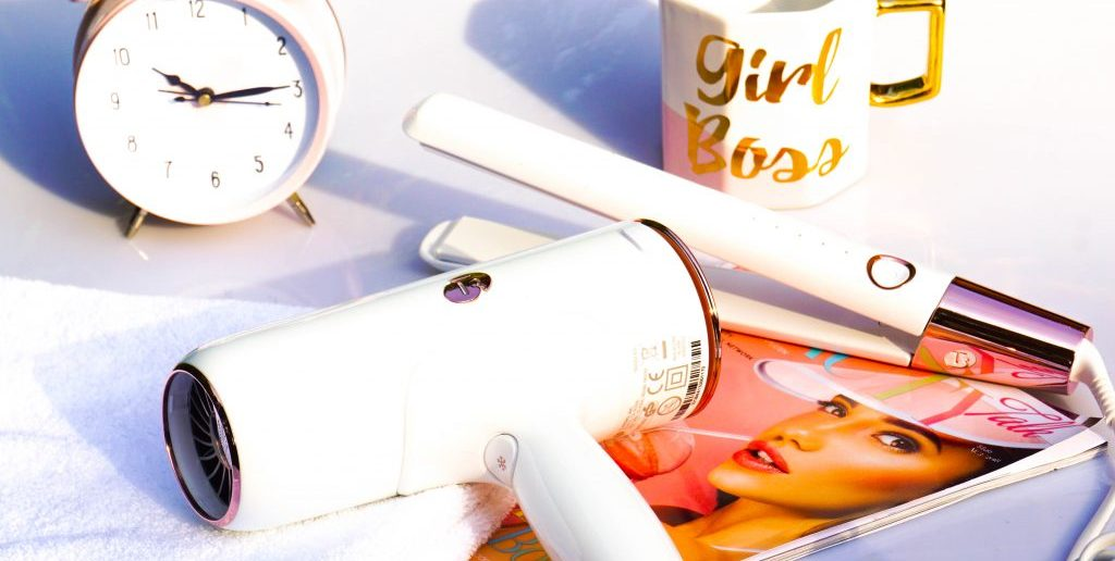 T3 Singlepass Luxe Glätteisen & Cura Hairdryer - Highendlove
