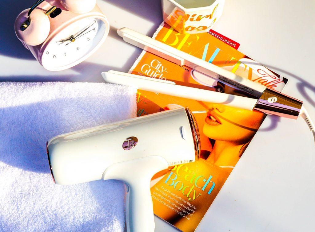 T3 Singlepass Luxe Glätteisen & Cura Hairdryer - Highendlove
