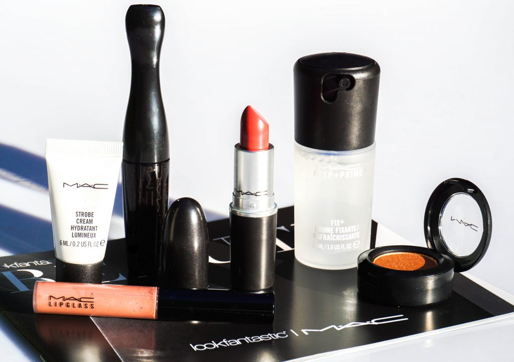 LOOKFANTASTIC X MAC Cosmetics Beauty Box - Highendlove