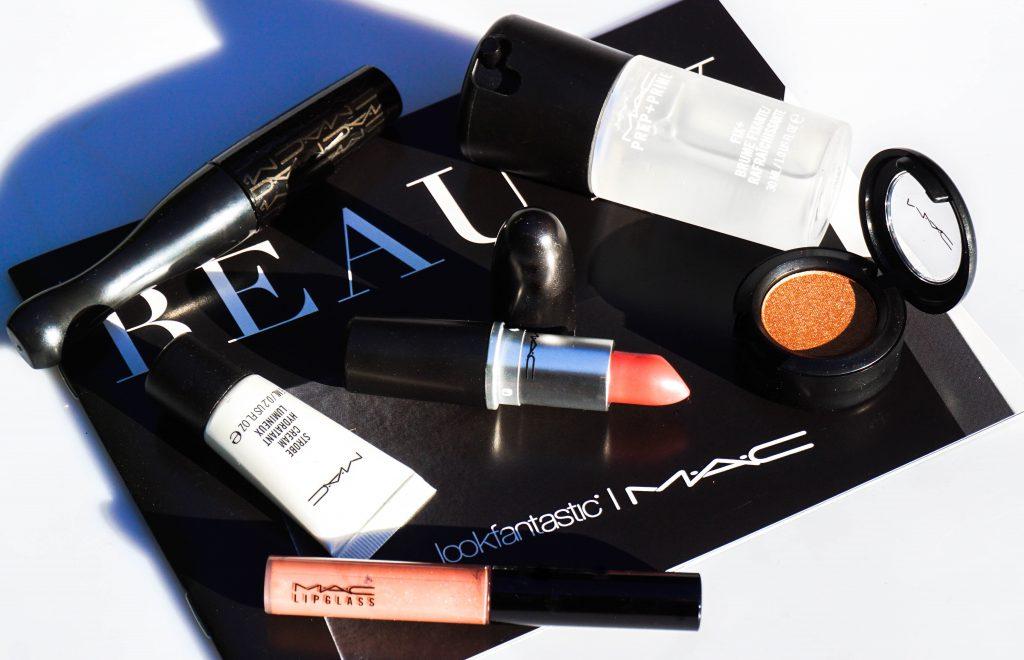 LOOKFANTASTIC X MAC Cosmetics Beauty Box - Highendlove