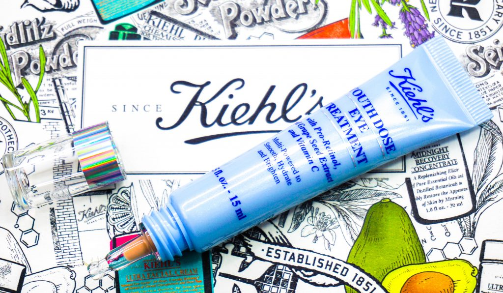 KIEHL´S Youth Dose Eye Treatment Augencreme