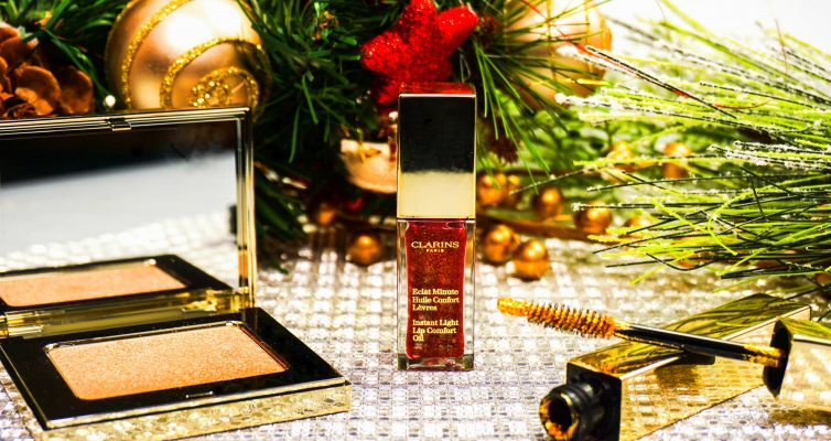 CLARINS Shimmer & Shine Festive Make-up Collection 2018 - Highendlove