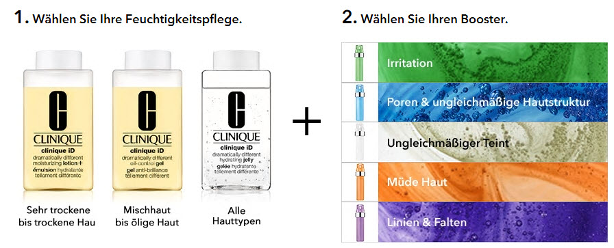 CLINIQUE ID Dramatically Different Hydrating Jelly Base + Moisturizing Lotion