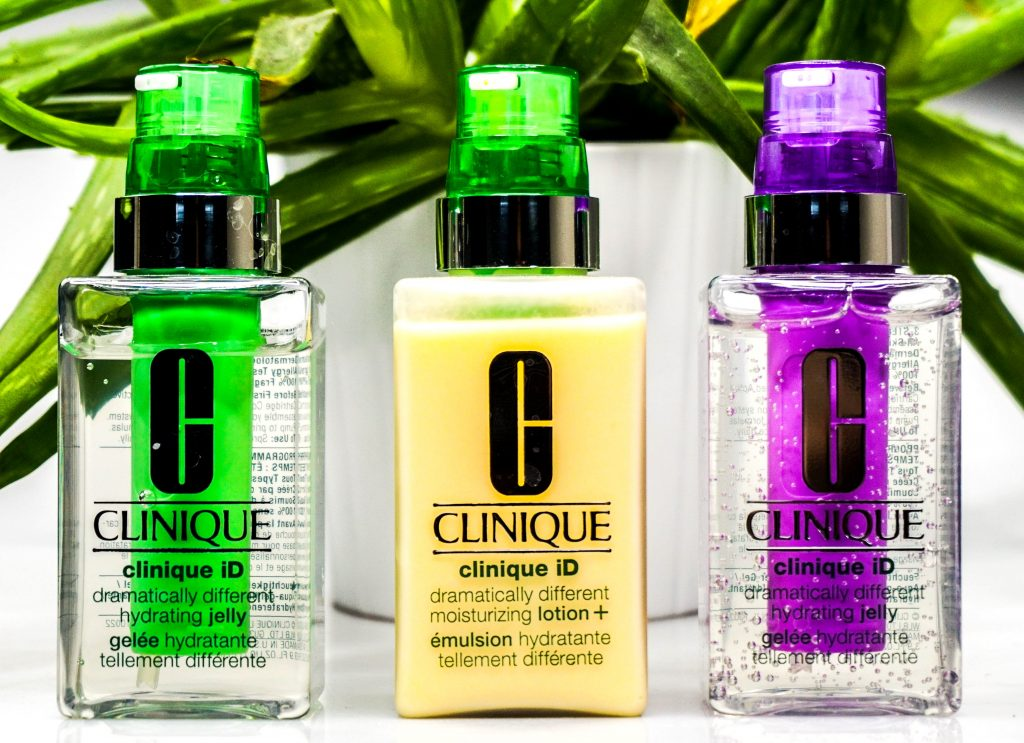 CLINIQUE ID Dramatically Different Hydrating Jelly Base + Moisturizing Lotion - Highendlove