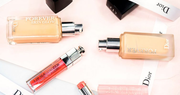 DIOR Forever Glow & Matte Foundation & Lip Maximizer & Lip Glow - Highendlove