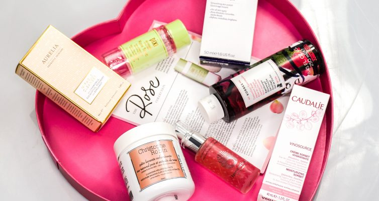 LOOKFANTASTIC Rose Collection Limited Edition Beauty Box - Highendlove