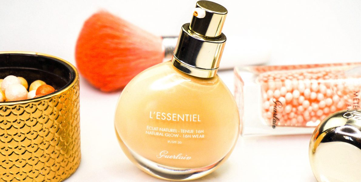 GUERLAIN L'Essentiel Fluid Foundation - Highendlove