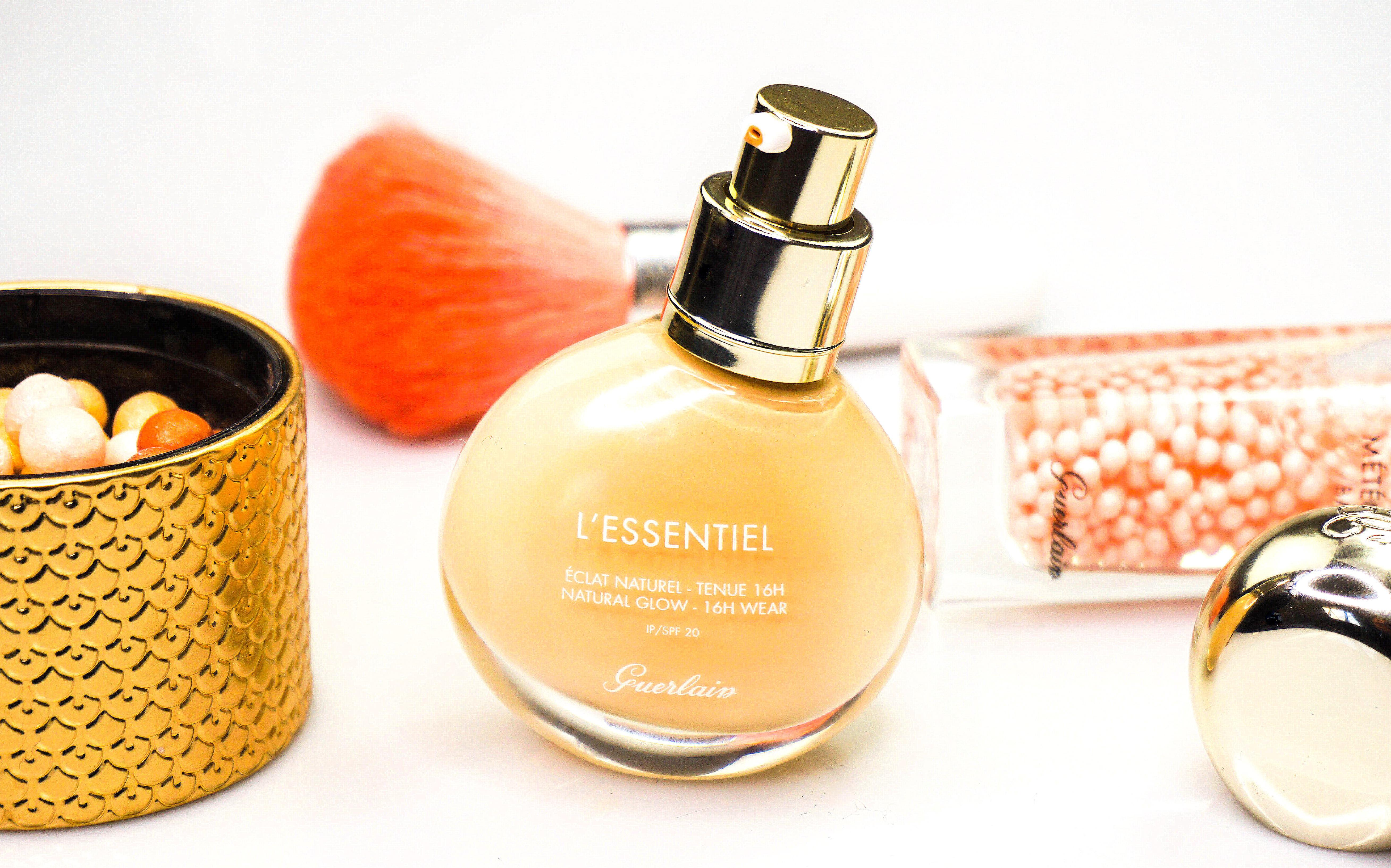GUERLAIN L'Essentiel Fluid Foundation - Highendlove