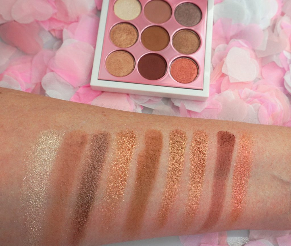 MAC Boom Boom Bloom LE Swatches - Highendlove