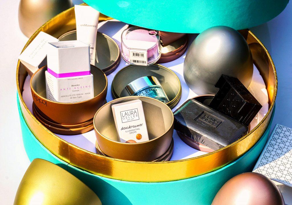 LOOKFANTASTIC Beauty Egg Collection 2019 - Highendlove