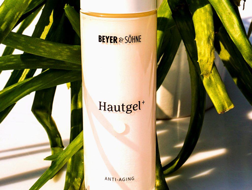 BEYER & SÖHNE Hautgel Anti Aging - Highendlove