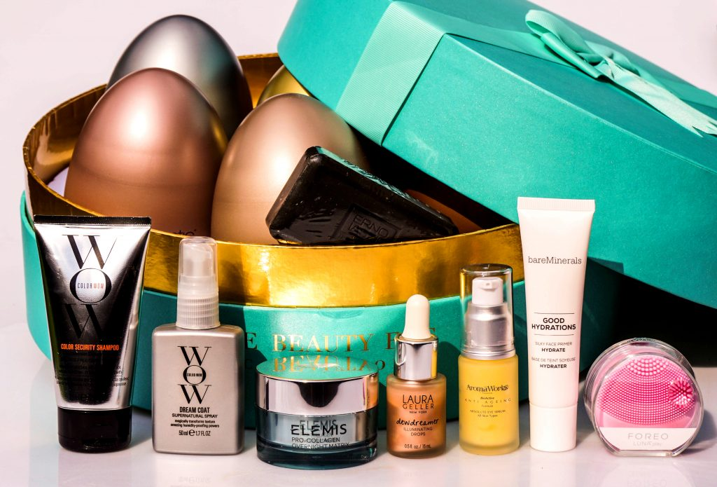 LOOKFANTASTIC Beauty Egg Collection 2019 - Highendlove