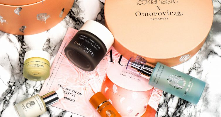Lookfantastic X Omorovicza Limited Edition Beauty Box - Highendlove